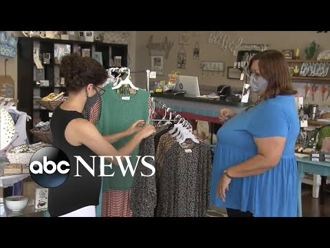 ABC News:Small businesses in Texas face re-closure as New York shops navigate reopening | ABC News