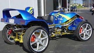 getlinkyoutube.com-#787. Самоделки квадроциклов