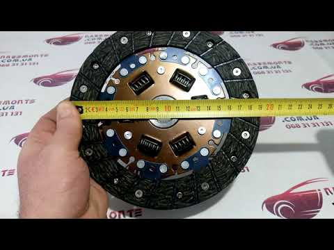 Где у БИД F0 находится диск сцепления