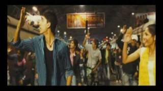 Slumdog Millionaire Dance Scenes