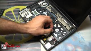 getlinkyoutube.com-How to Install a mSATA SSD drive in a laptop (X220)