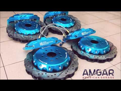 Тормозная система тюнинг тормозов Subaru BRZ/Toyota GT86 от hp-brakes.ru
