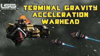 getlinkyoutube.com-Space Engineers - The Deadliest Weapon Yet, Terminal Gravity Acceleration Warhead Torpedo