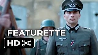 Suite Française Featurette - Cast (2015) - Michelle Williams, Matthias Schoenaerts Movie HD