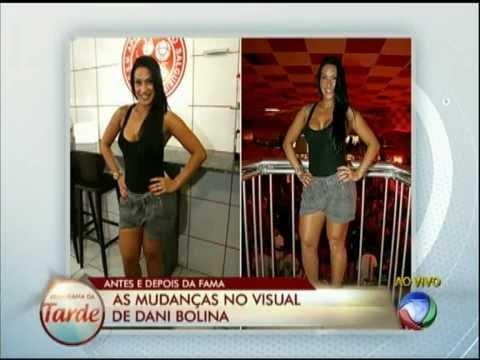 Geisy Arruda, Dani Bolina e Lisi Benitez contam as mudanças feitas nos corpos