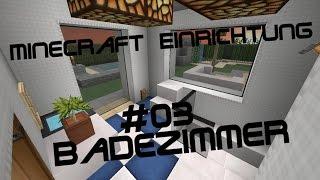getlinkyoutube.com-Minecraft Einrichtung mit Jannis Gerzen #03 - Badezimmer (Tutorial)