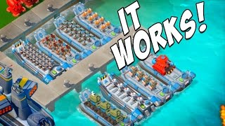 getlinkyoutube.com-Can YOLO Attacks Beat TOP PLAYERS?! Boom Beach Surprising Success!