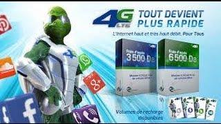 getlinkyoutube.com-تعبئة حسابك 4G لاتصالات الجزائر