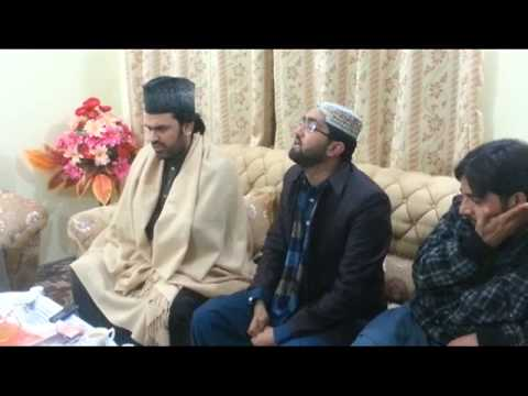 Syed Zubeeb Masood and Qari Nadeem Awan TOGETHER