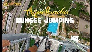getlinkyoutube.com-Aqualandia: BUNGEE JUMPING (POV) 2014
