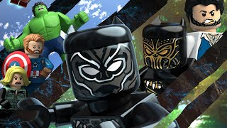 LEGO Marvel Black Panther Episode 4: Mining Mayhem Sneak Peek