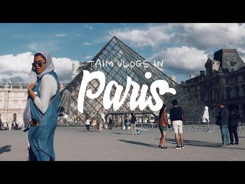 PARIS DAY 4 | جمال شوراع باريس وقت الغروب والآوتلت المشهور #DAILYVLOGGINGCHALLENGE