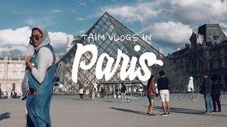PARIS DAY 4   جمال شوراع باريس وقت الغروب والآوتلت المشهور #DAILYVLOGGINGCHALLENGE