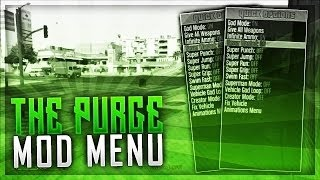 getlinkyoutube.com-GTA 5 ONLINE - THE PURGE V3.5 - INSANE MOD MENU SHOWCASE [1.27/TU27](GTA V MODS)