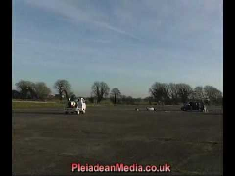 Rolls Royce Viper 102 - Daihatsu HiJet test run, driven by Adrian Bennett & Ian Bennett.