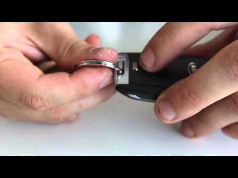 KIA замена батарейки в ключе