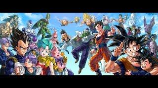 getlinkyoutube.com-Top 50 Strongest Dragon Ball Z Characters 2015
