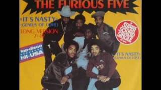 getlinkyoutube.com-Grandmaster Flash And The Furious Five - Its Nasty (Genius Of Love)
