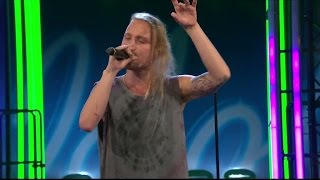 getlinkyoutube.com-Simon Zion - With a little help from my friends - Idol Sverige (TV4)
