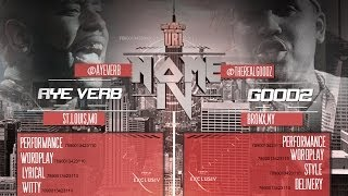 getlinkyoutube.com-AYE VERB VS GOODZ: HOSTED BY JADAKISS SMACK/ URL