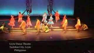 PHILIPPINE DANCE TINIKLING LEYTE DANCE THEATRE