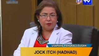 getlinkyoutube.com-Good Morning Kuya: Jock Itch or Hadhad