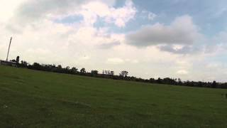 200km/h quadcopter? (6S battery)