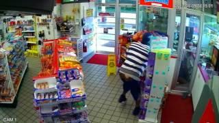 La policía necesita de su ayuda para identificar a un sospechoso de robo.