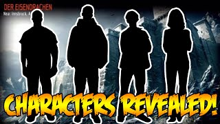 BLACK OPS 3 ZOMBIES - DER EISENDRACHE CHARACTERS REVEALED! (BO3 ZOMBIES)