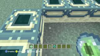 getlinkyoutube.com-Minecraft Xbox One, PS4, How to Make an End Portal [2014] [HD]
