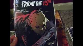 getlinkyoutube.com-My Friday the 13th Comics collection