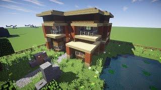getlinkyoutube.com-[WSR:สร้างบ้าน] 20#บ้านไม้4สี