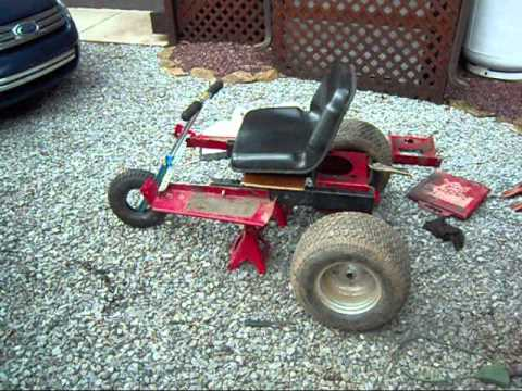 Homemade Trike Ideas