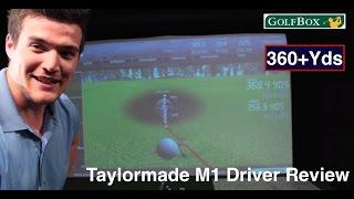 getlinkyoutube.com-Taylormade M1 Driver Review
