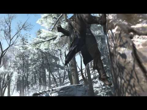 Assassins Creed III - World Gameplay Premiere Trailer