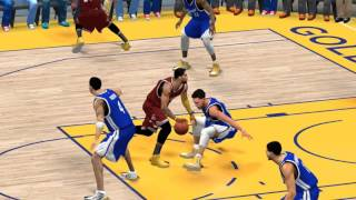 getlinkyoutube.com-NBA 2K14 With 2K16 Mods (Updated Rosters and etc)