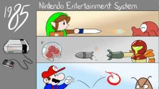 getlinkyoutube.com-The History of Nintendo - Brawl in the Family