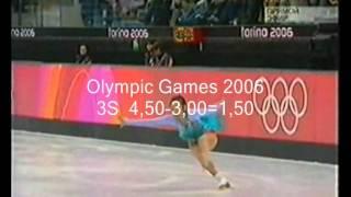 getlinkyoutube.com-Miki Ando - quadruple salchow attempts