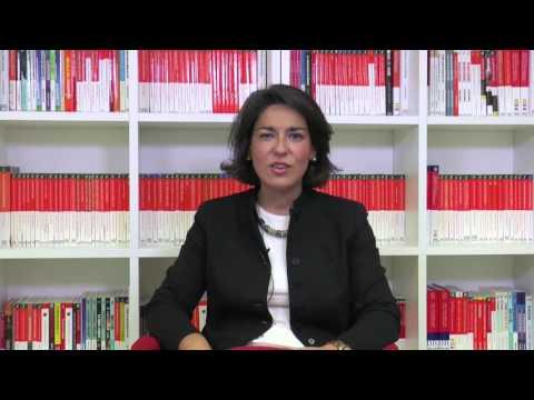 Beatriz Torres presenta el libro 'Los orígenes del IESE'