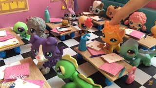 Minişler Sınıfta 📚 ~ 1. Bölüm ~ Minişler Cupcake Tv || Miniş Videoları || Littlest Pet Shop