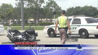Accidente fatal en North Fort Myers