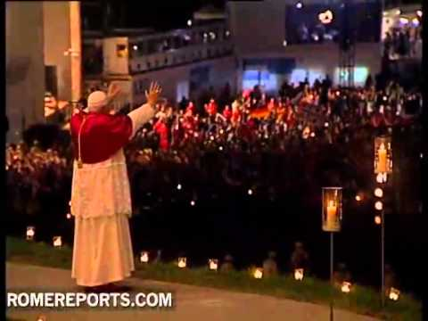 World Youth Day Madrid 2011  Vatican publishes pope's schedule