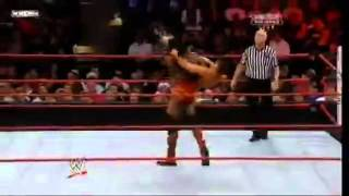 WWE TLC 2011: Booker T vs. Cody Rhodes - Intercontinental Championship Highlights