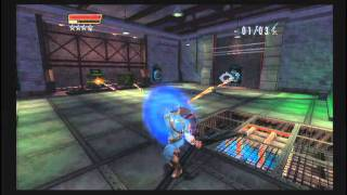 Captain America (Wii) - Early gameplay