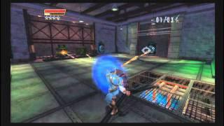 getlinkyoutube.com-Captain America (Wii) - Early gameplay