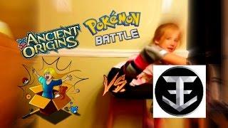getlinkyoutube.com-Pokemon Mega TTar Pin Blister Opening vs Trainer TV