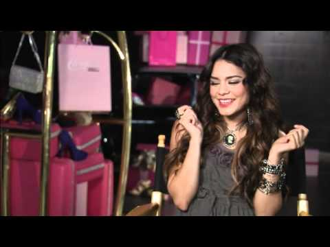 Vanessa Hudgens: Candies Fall 2011 pt. 2