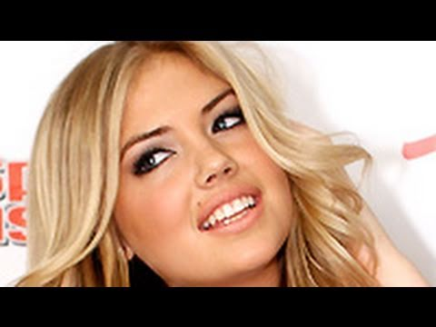 Sports Illustrated Swimsuit Model Kate Upton Does the Dougie