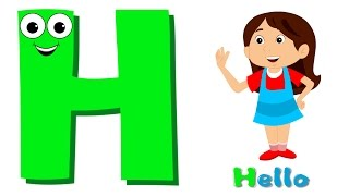 getlinkyoutube.com-Phonics Letter- H song