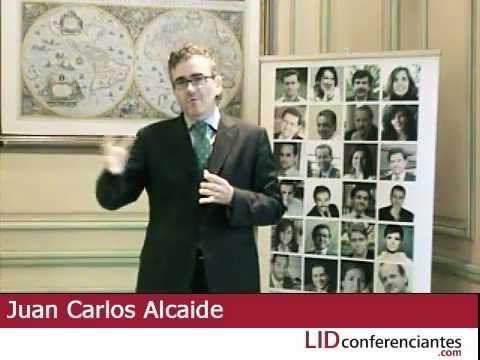 Conoce a Juan Carlos Alcaide, experto en marketing moderno